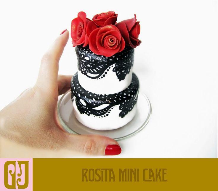 Rosita Mini Cake, bit passion for Valentine's