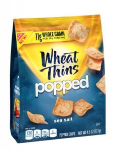 Wheat Thins Popped Chips Only $1.16 Each! #wheatthins #chips