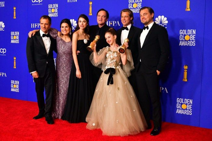 Golden Globes 2020 Once Upon A Time In Hollywood Fleabag
