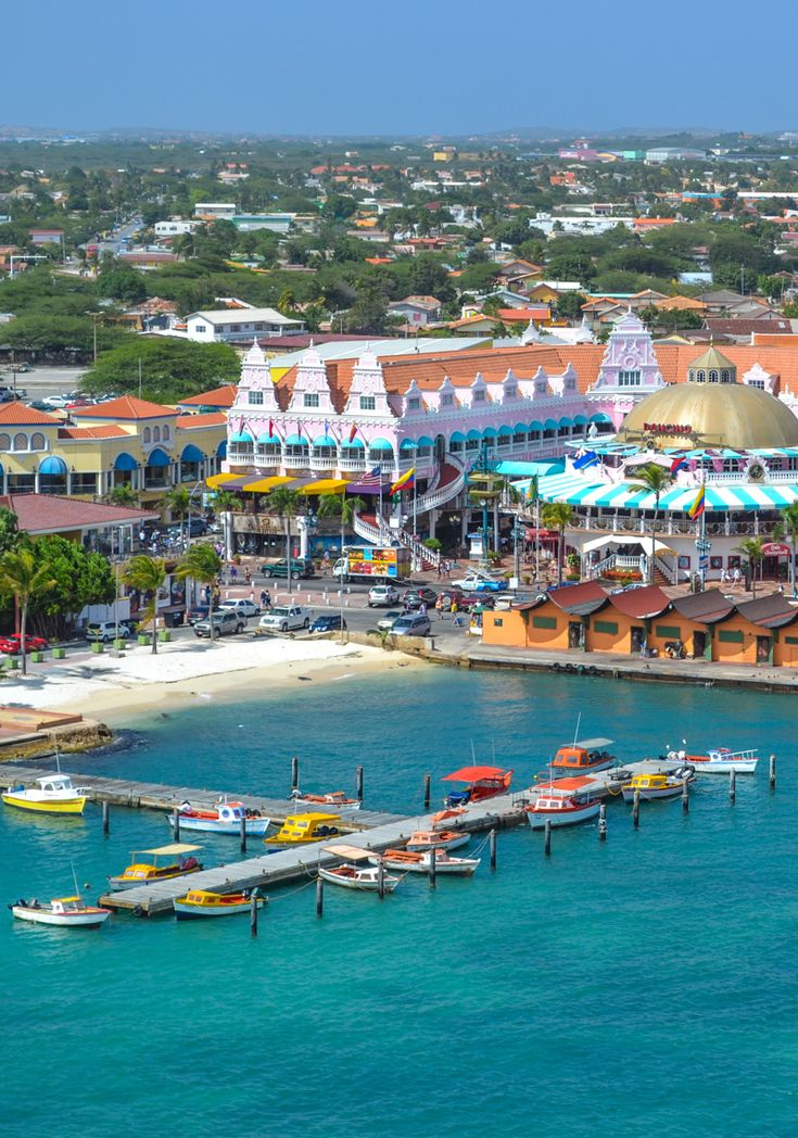 Oranjestad, #Aruba on the wish list