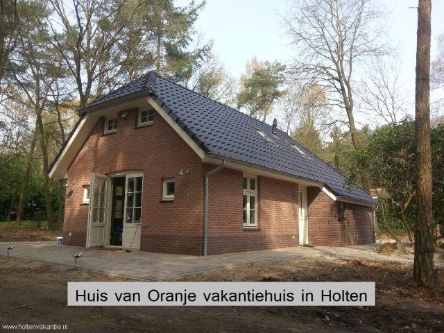 Huis van Oranje vakantie verhuur in Holten, Overijssel