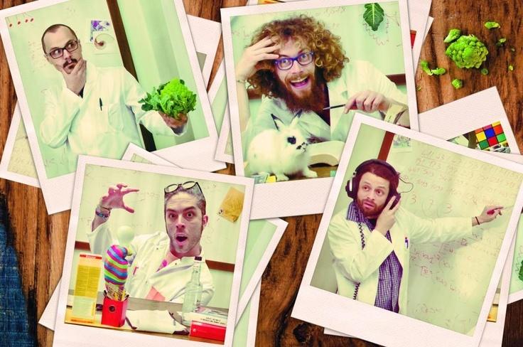 Eterea Post Bong Band - La matematica non è un opinione: Eterea Post Bong Band scardinano questo concetto con la loro musica eclettica.