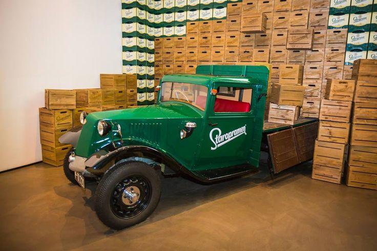 Pro našeho klienta jsme zajistili (mimo tradičního občerstvení) také prohlídku návštěvnického centra přímo v pivovaru Staropramen...