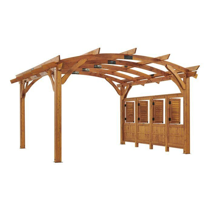 Pin On Building Pergola Sheds