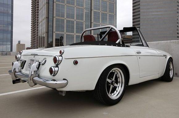 1969 Datsun 2000 Roadster For Sale Rear