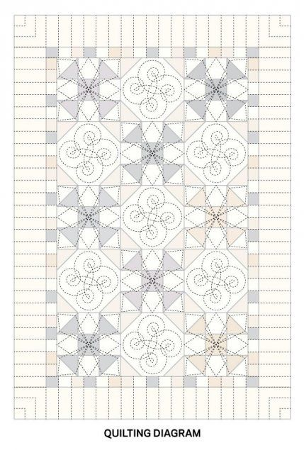 Need ideas for quilting your quilt top? Get free quilt patterns with  full-size quilting patterns from Handi Quilter. [1]   [1] http://www.handiquilter.com/