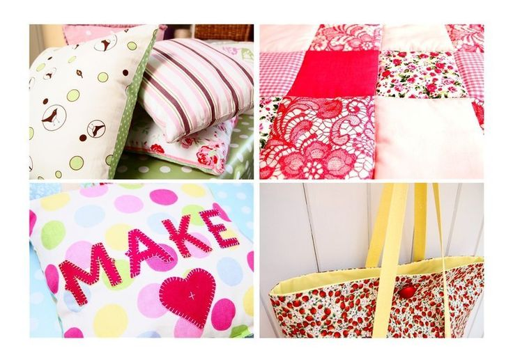 Six Week Sewing Course Thursdays 10th March 2016-21st April 9.30am-12.30pm - The Make It Room