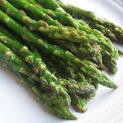 Pan-Fried Asparagus: Panfried Asparagus, Mashed Cauliflower, Pan Fries Asparagus, Side Dishes, Olive Oils, Food, Healthy Side, Yummy, Asparagus Recipe
