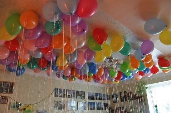 Нет гелия, необходимого для заполнения шариков для вечеринки?