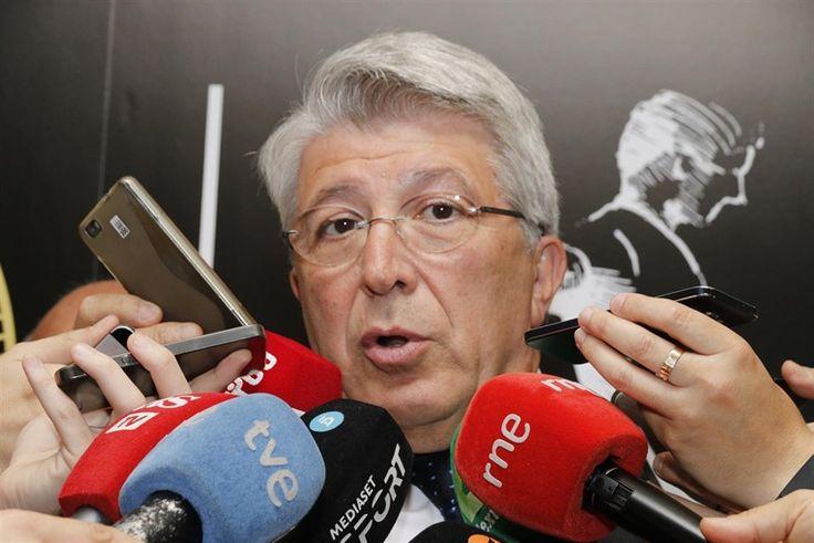 Cerezo: Creo que tenemos el mejor equipo de la historia del Atlético de Madrid