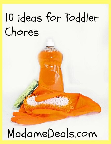 10 ideas for Toddler Chores + Free Printable Chore Charts http://madamedeals.com/10-ideas-toddler-chores-free-printable-chore-charts/ #inspireothers #printable: Clean Organizations, Households Cleaners, Clean Tips, Toddlers Chore Charts Ideas, Homemade Cleaners, Baby Toys, Toddlers Toys, Clean Equipment, Clean Products
