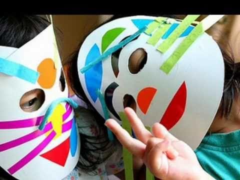 Cancion carnaval con telas y un antifaz ....http://www.youtube.com/watch?v=JV0dOPwXgzw