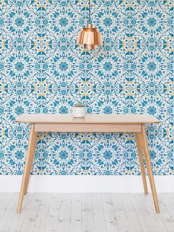 Die besten 25+ Orange küchenfliesen ideen Ideen auf Pinterest - arbeitsplatte k che blau