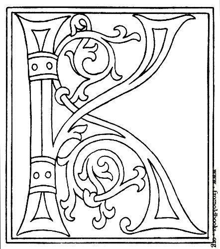 pin manuel op abecedario b y n kalligrafie