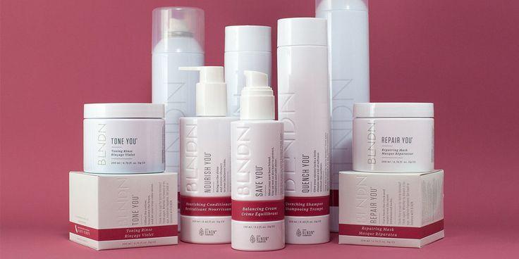 BLNDN Beauty Brand — The Dieline - Branding & Packaging Design