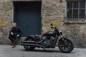 Indian announces Scout Bobber for 2018