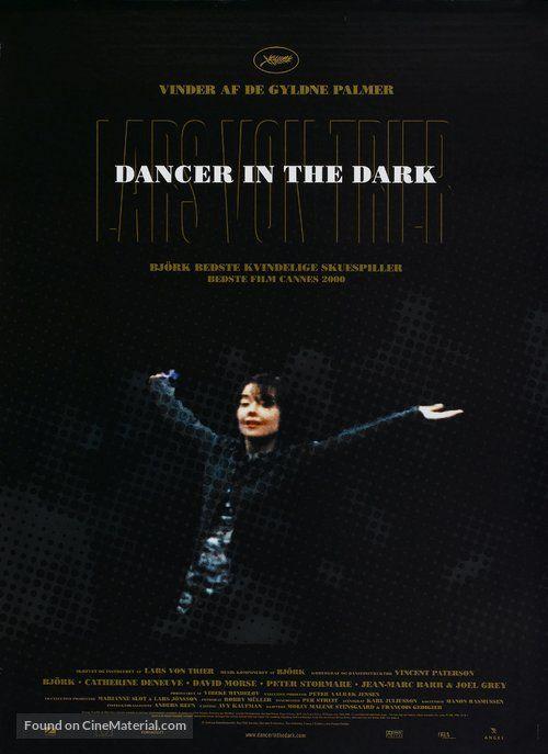 Dancer in the Dark - Danish Movie Poster