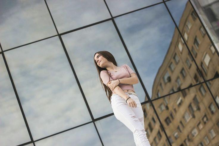 #style #blogger #ootd #newyork #stradivarius #rosequartz #outfit #michaelavreja