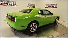 Dodge Challenger - Wikipedia