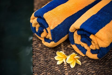 Give your body the best touch with our towel product and feel the great sensation.