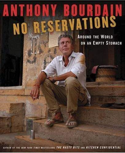 No Reservations is Anthony Bourdain's tour de force. It's a tribute to all self-made men who do it their way, come hell or high water. That pretty much sums up the man and the show. What's not to love about that?