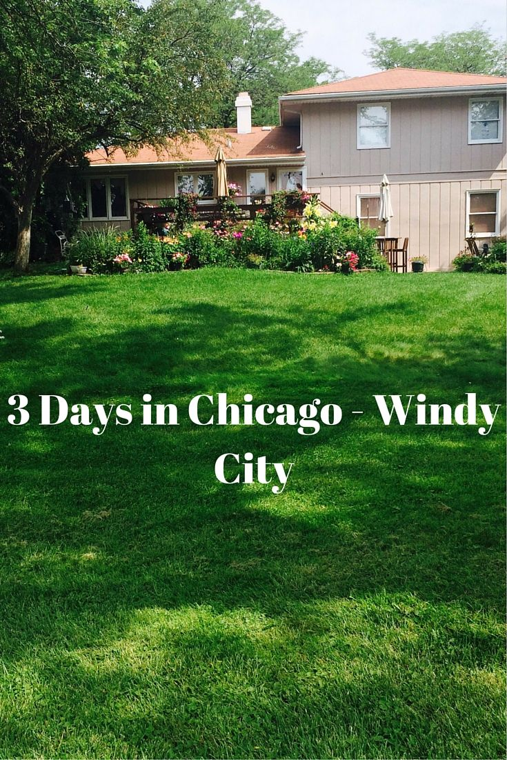 Three days in Chicago - Windy City