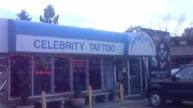 Celebrity Tattoo Shop Denver - Southeast - Denver Co - Lovely Denver