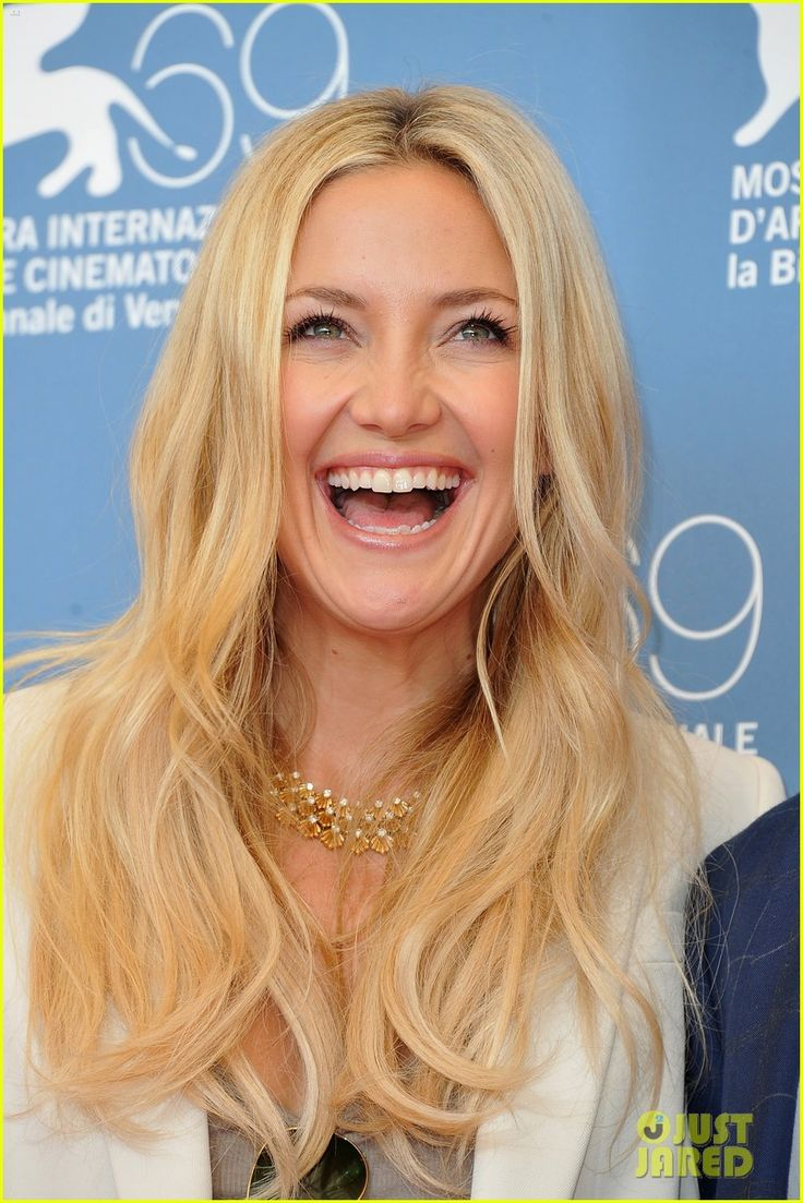 Kate Hudson Light Golden Blonde Lighten Up Pinterest