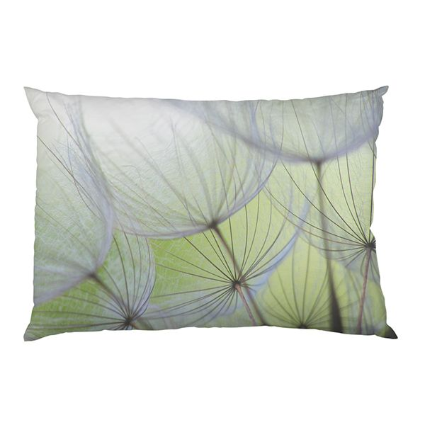 Dandelion Cushion. 100% Organic Cotton and comes with a plush filler. Only $55 with Free Shipping! http://www.stoolsandchairs.com.au/dandelion -cushion/