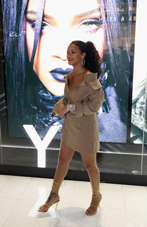 Rihanna X Sephora The Dubai Mall In 2019