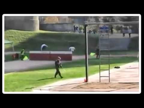 Este registro muestra parte del exigente entrenamiento militar chileno - YouTube