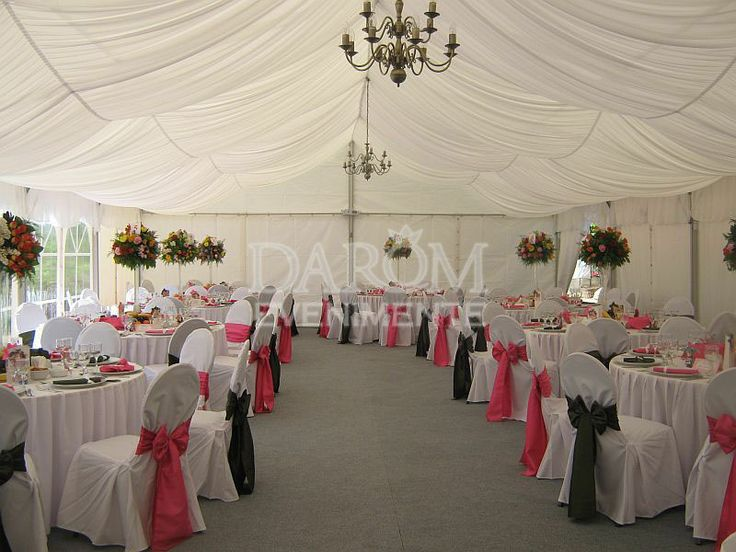 Eveniment la cort - Romania. | Wedding tents decor | beautiful wedding tent