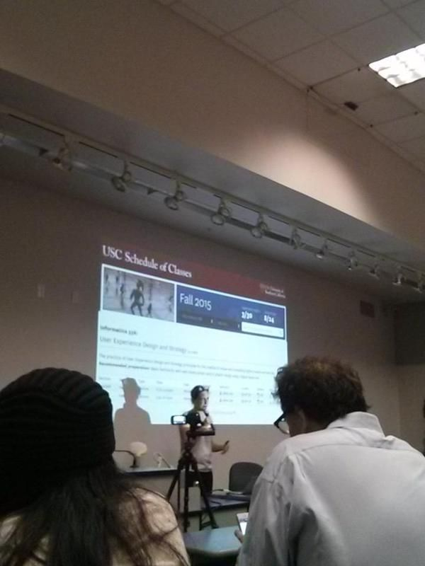 Anne Marie Anabeza @AnneAnabeza  Aug 15 Keynote Jaime Levy speaking about #uxstrategy @socaluxcamp
