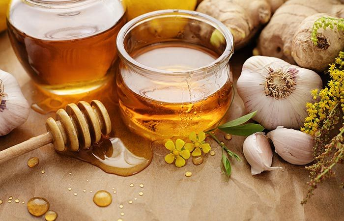 Home Remedies For Jock Itch - Garlic And Honey