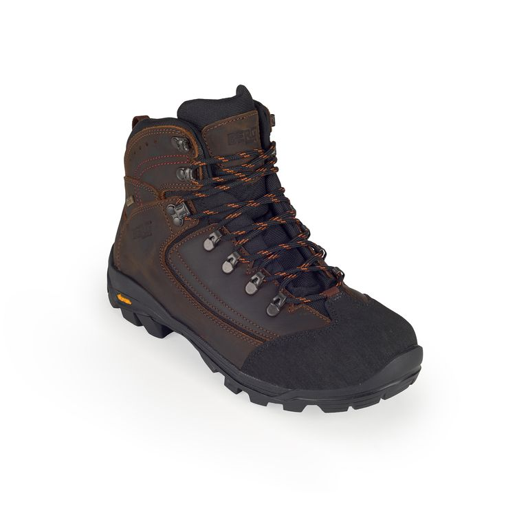 A highly sturdy and stable waterproof boot designed for intense use in all unpredictable terrains and weathers.