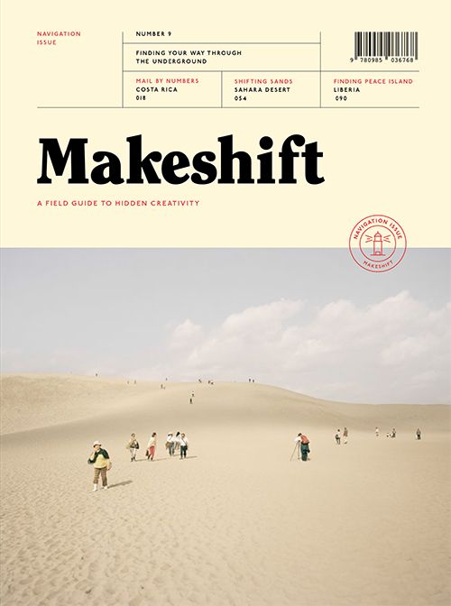 From the Far Reaches of the Earth…A New Makeshift—Makeshift