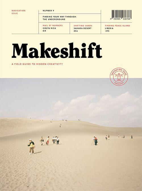 Makeshift Magazine.