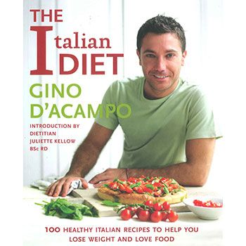 £4.99 The Italian Diet | Cheap Food Books at The Works