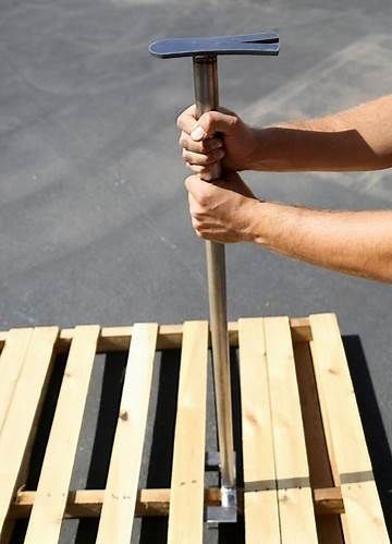 Image result for pallet breaker tool