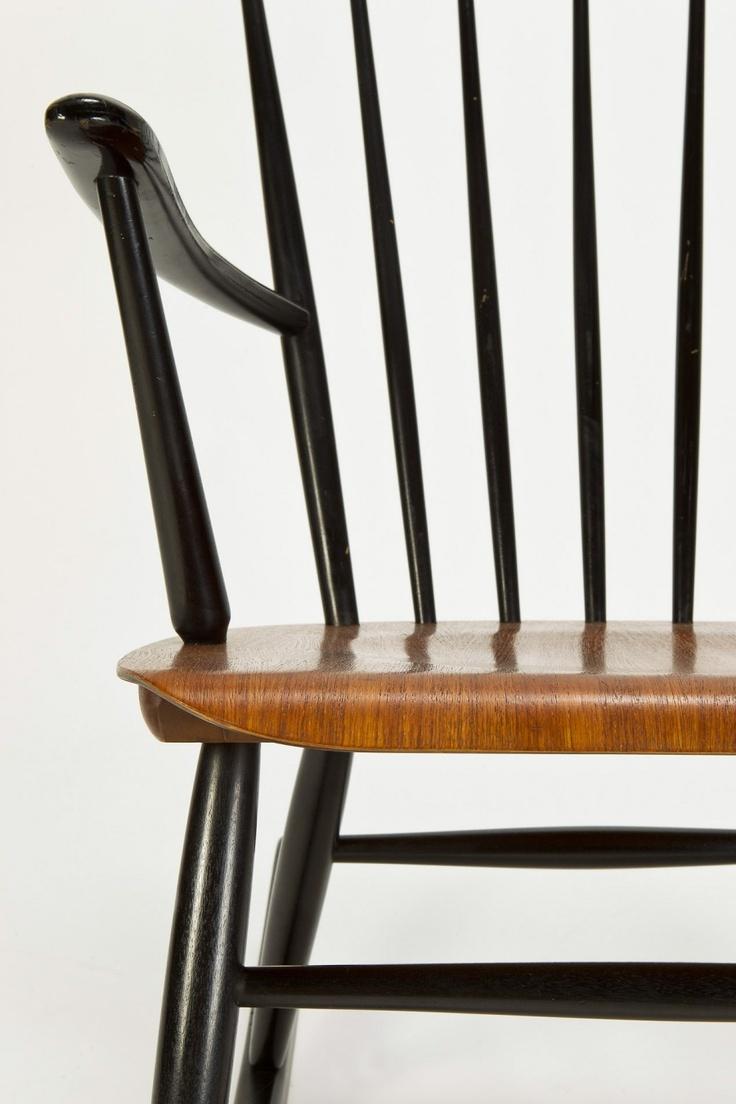 Tapio Wirkkala Rocking Chair