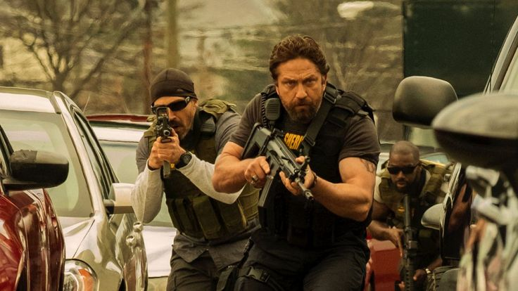 Watch Gerard Butler, Pablo Schreiber and O'Shea Jackson Jr. in the Den of Thieves trailer | Live for Films