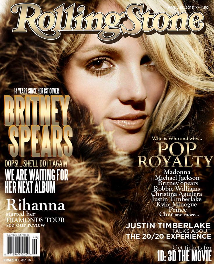 Rolling Stone Magazine - Britney Spears | Rolling Stone ...