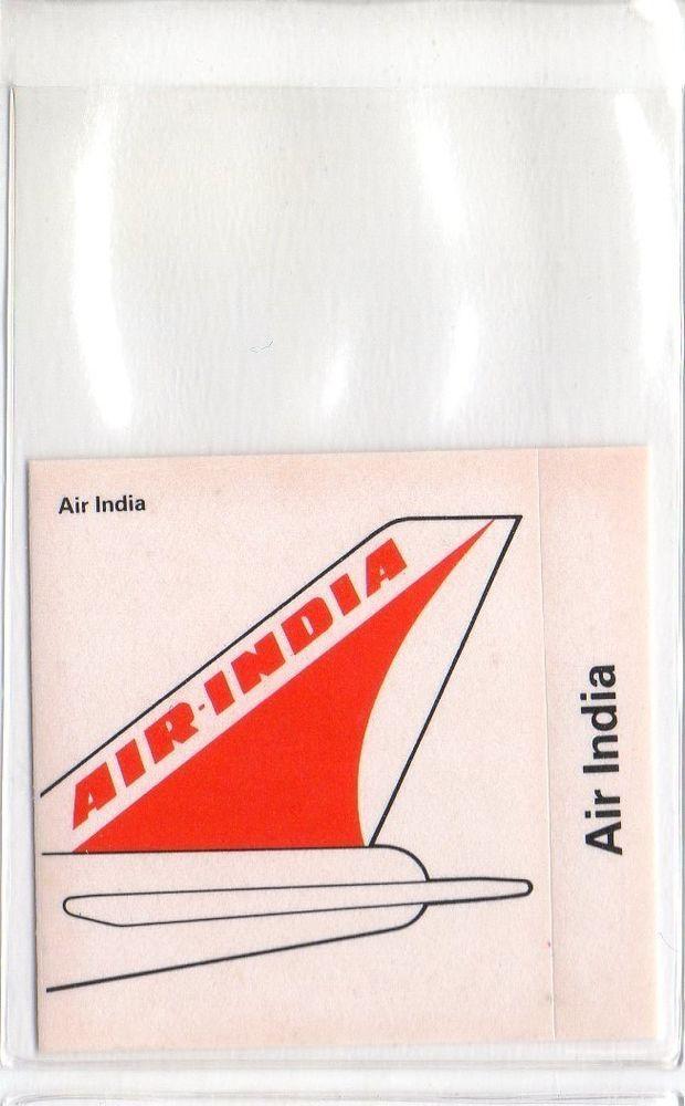 Air India Airline Emblem Sticker