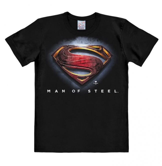 SUPERMAN - MAN OF STEEL - LOGO