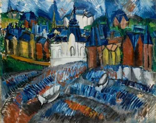 lawrenceleemagnuson: Raoul Dufy (France 1877-1953) The...