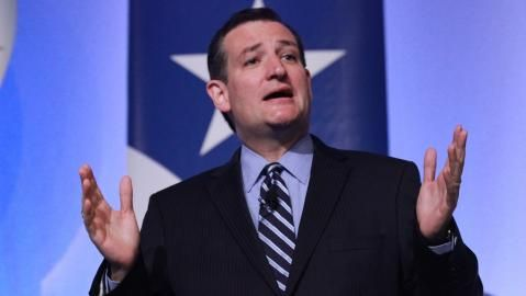 SOMEONE is shouting the truth; is anyone listening? -------------------------------------------------- Cruz: 'President Has No Constitutional Authority to Refuse to Enforce the Law'