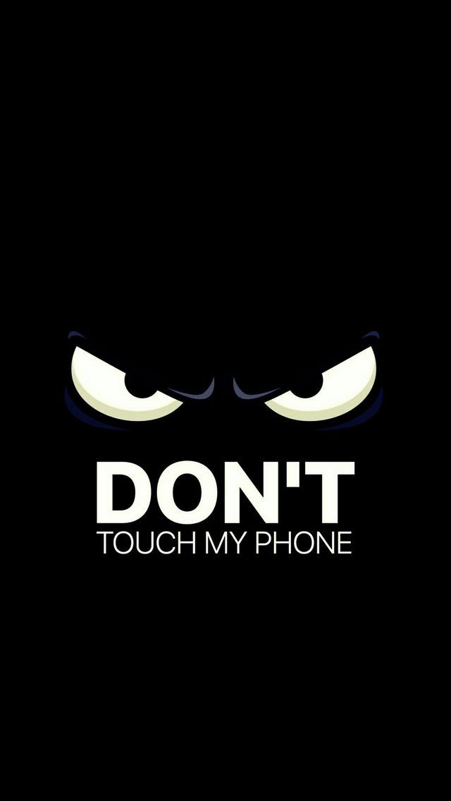 Funny Iphone Lock Screen Wallpaper Dont Touch My Phone Wallpapers Funny Phone Wallpaper Funny Iphone Wallpaper