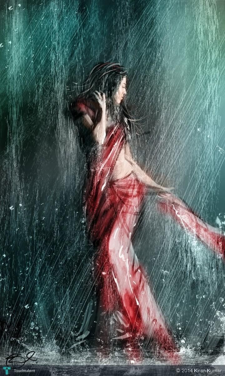 """Some People Feel The Rain Others Get Wet"" by Kiran Kumar"