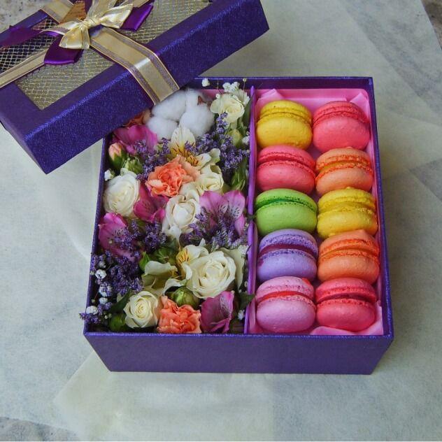 цветы с макарони в коробке: 4 тыс изображений найдено в Яндекс.Картинках