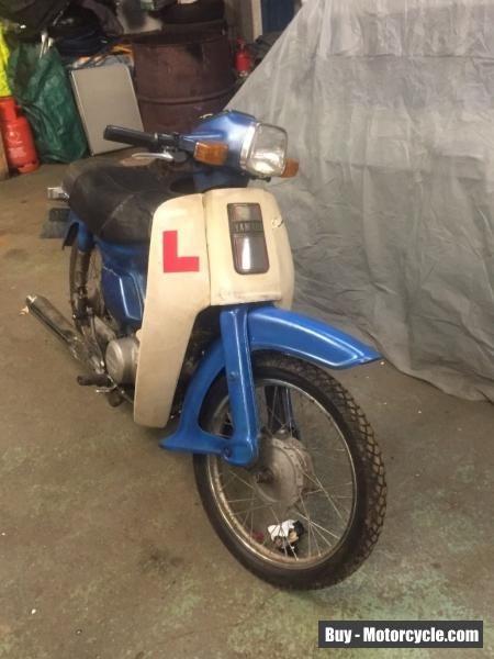 Yamaha townmate t80 dame as Honda c90 moped motorbike classic #yamaha #townmatet80 #forsale #unitedkingdom